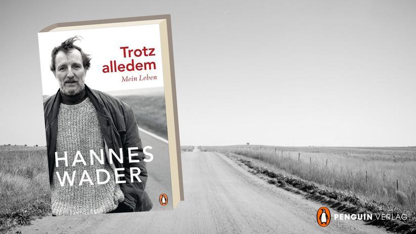 Hannes Wader: Heute hier, morgen dort