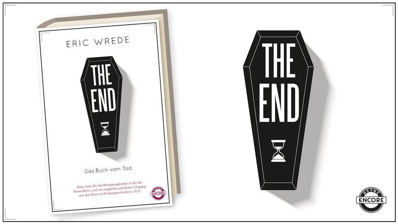 Eric Wrede : Das Buch vom Tod