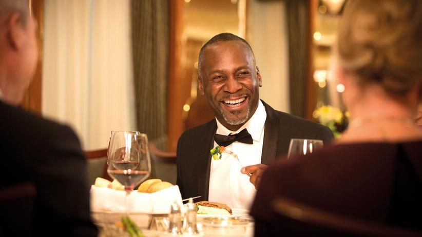 Cunard: Ein Abend der besonderen Art