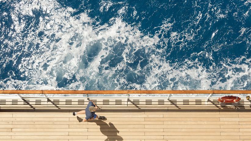 Cunard: Bewegungsfreiheit der besonderen Art