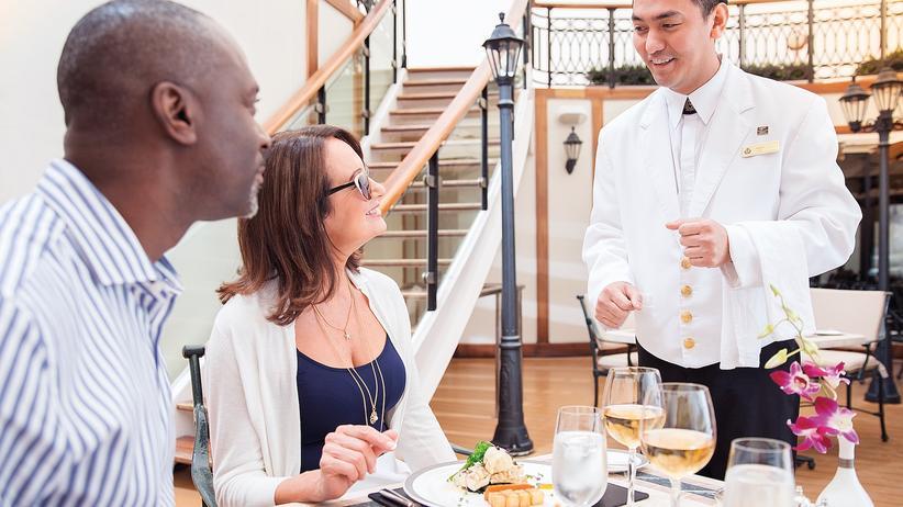 Cunard: Genuss der besonderen Art