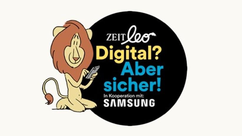»ZEIT LEO« Veranstaltungsreihe: Digital? Aber sicher!