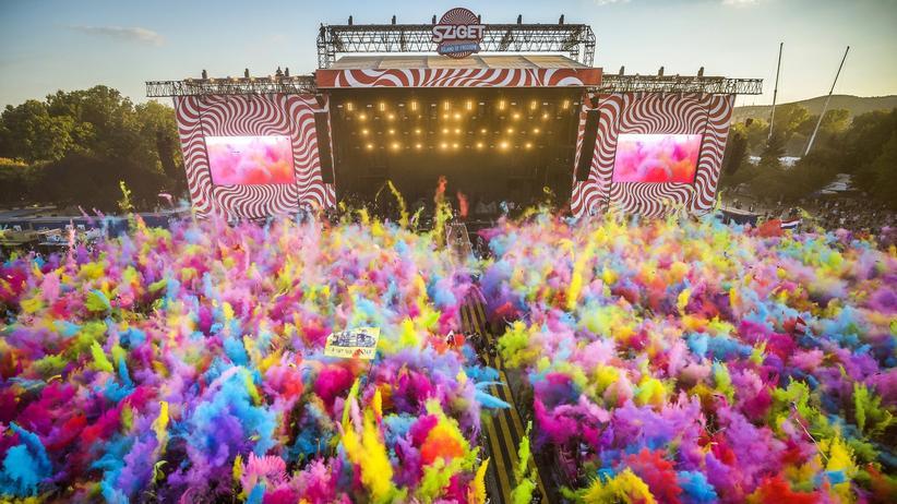 Festivals: Kultur- und Musikfestivals das ganze Jahr über.