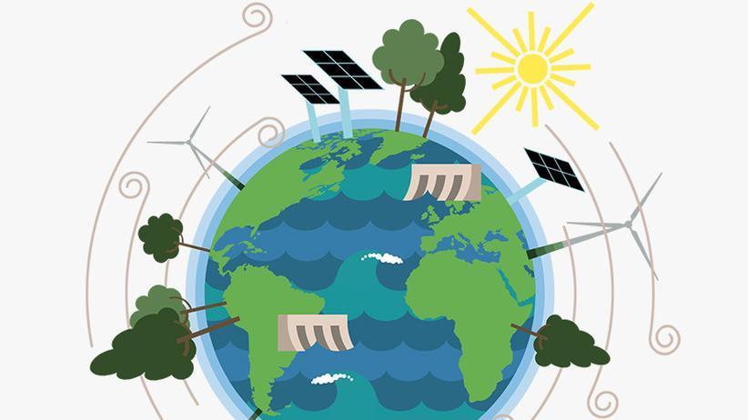 Forschungswelten: Klimaschutz, Umwelt, Ressourceneffizienz und Rohstoffe