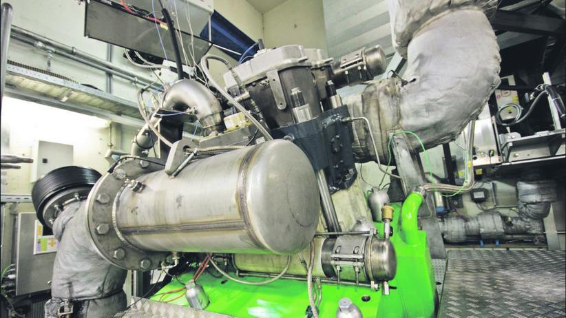 Ein Beitrag des Large Engines Competence Center: Spitzenforschung zu emissionsfreien Großmotoren