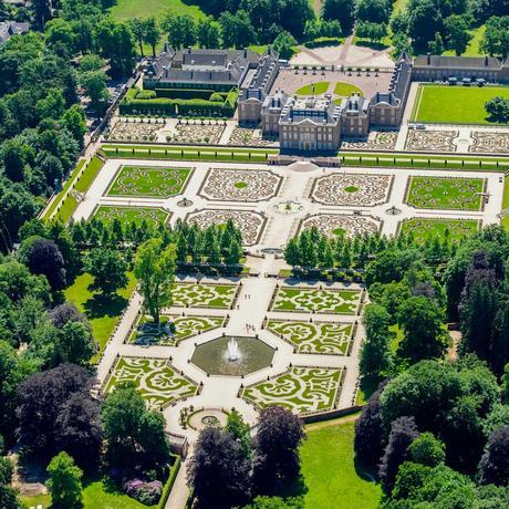 Apeldoorn, die zweite königliche Residenz der Niederlande