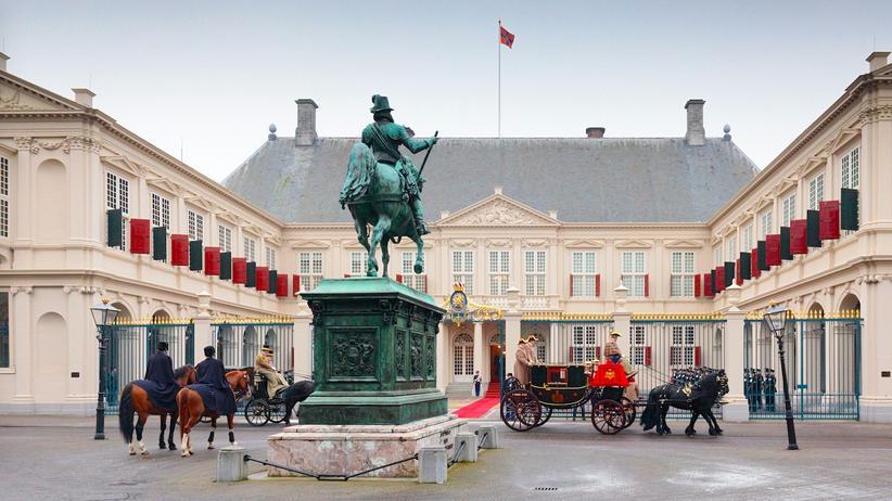 Entdecken Sie das königliche Den Haag