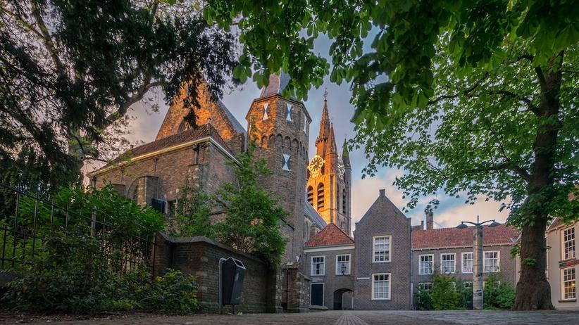 Königliche Spuren durch die Niederlande