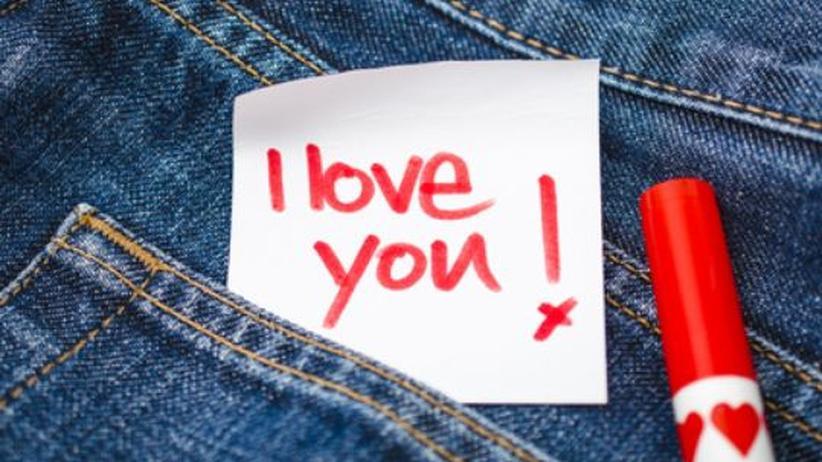 Der Minimalismus von Liebeserklärungen