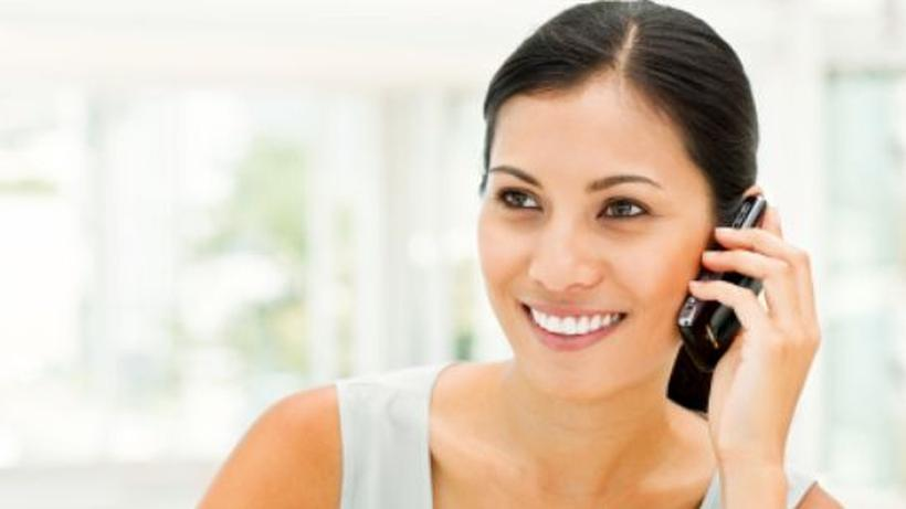 Online-Dating-Tipps erstes Telefonat