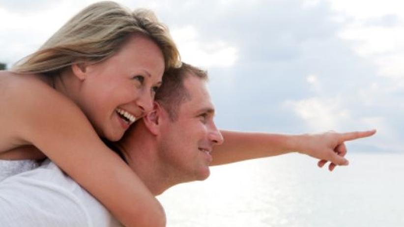 Ein Schloss aus Liebe: Bausteine für eine glückliche Beziehung