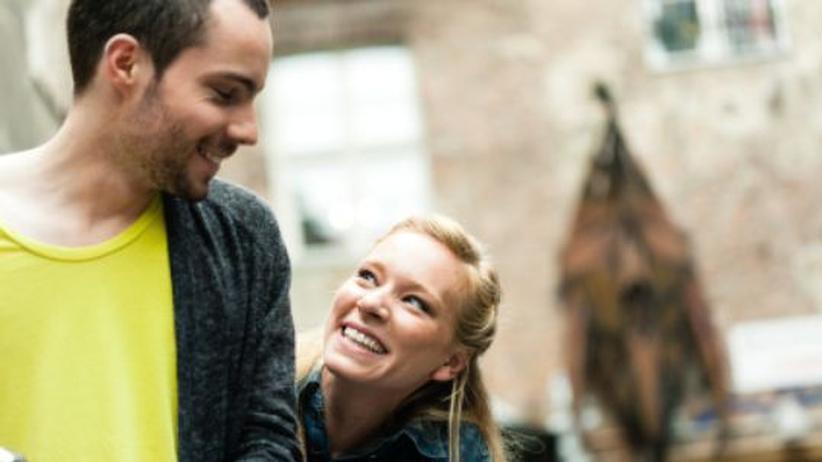 Zeit zwischen kennenlernen und date