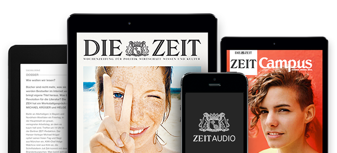 DIE digitale ZEIT - Studentenabo