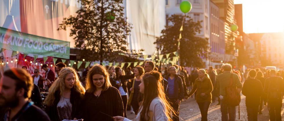 : Reeperbahn Festival 2016