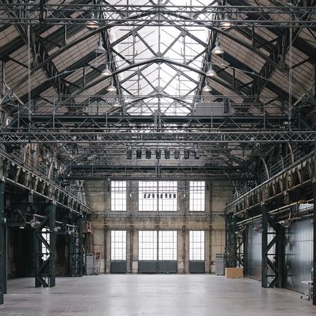 Industriekultur:  Monumentale Bauten