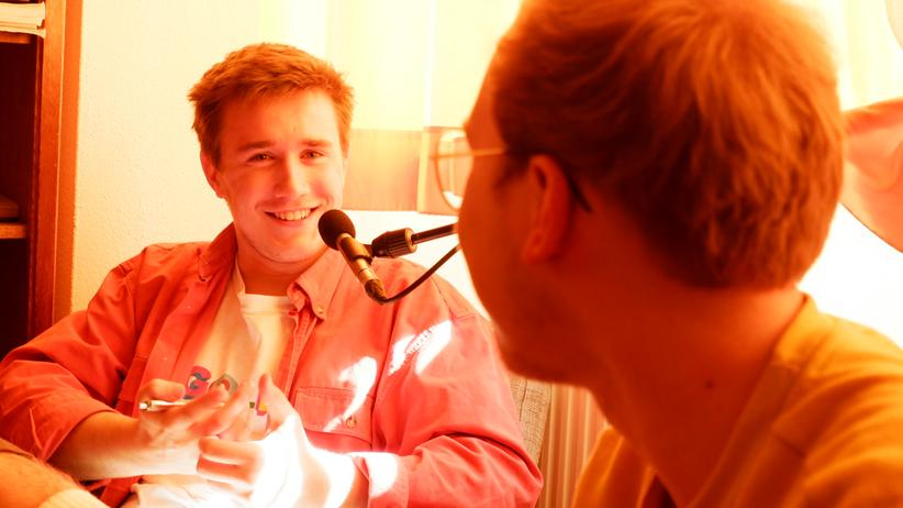 Junge Kunst / Podcast / Performance : Aus dem Ruhrgebiet in die digitale Podcast-Welt