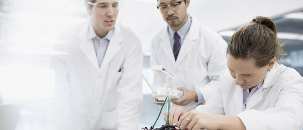Talentschmiede: Industrienahe Forschung sichert Wettbewerbsvorteile