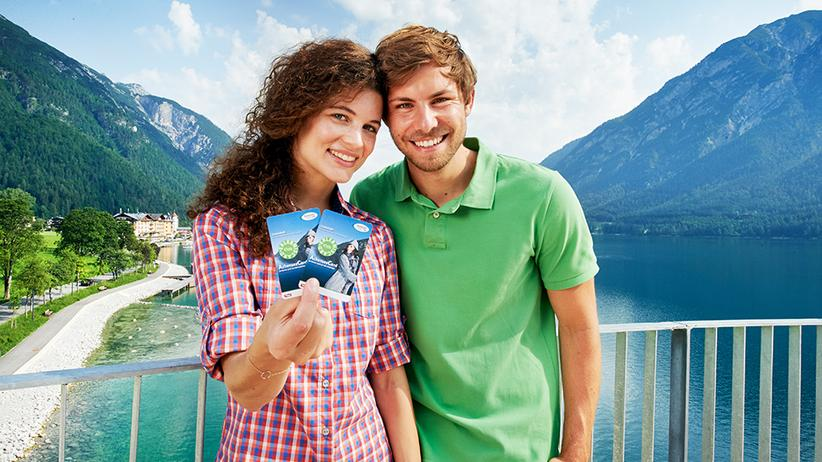 Die Achensee Erlebniscard