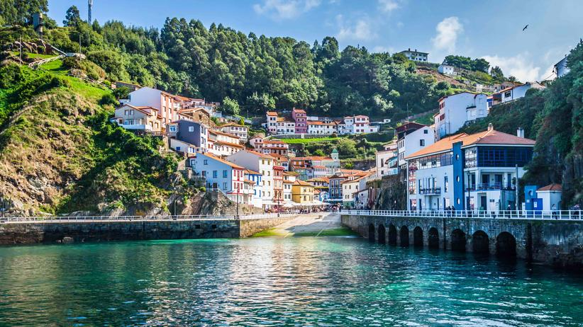 Die nördliche Küstenregion: Asturien