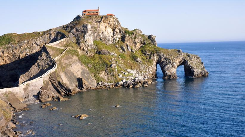 Die nördliche Küstenregion: Baskenland