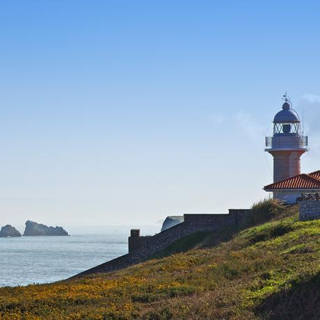 Die nördliche Küstenregion: Kantabrien