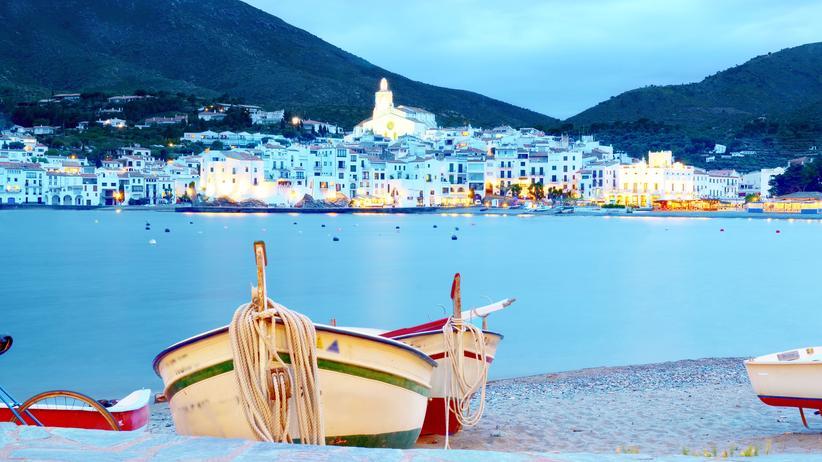 Mittelmeerküste: Katalonien