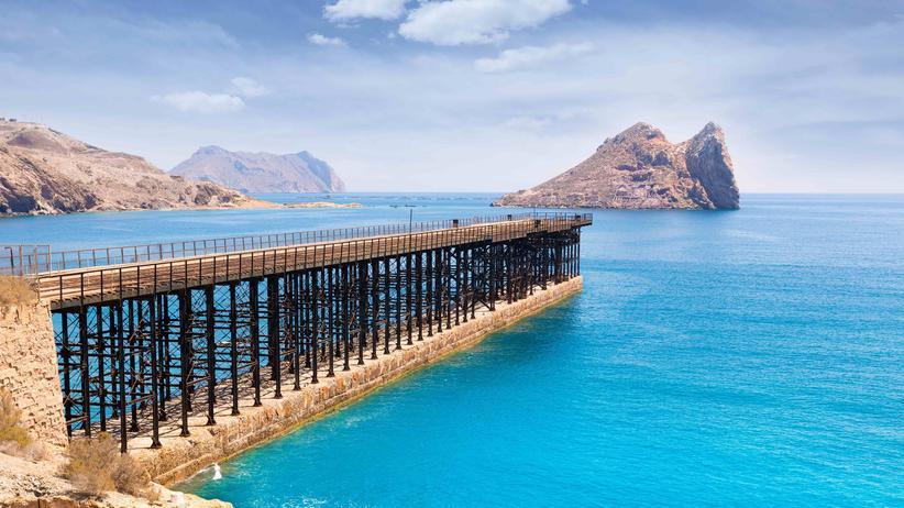 Mittelmeerküste: Region Murcia