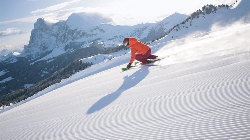 Südtirol - Der Erste sein