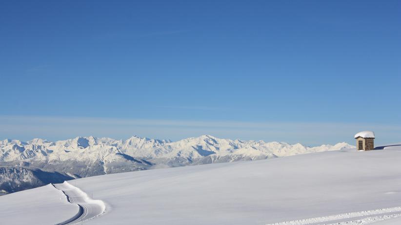 Dem Ruf der Stille folgen: Winter-Premium-Wanderweg