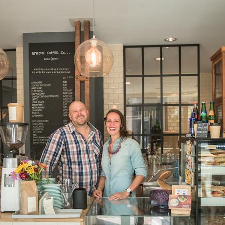 Epitome Kaffee-Rösterei und Café: Thüringer aus Überzeugung