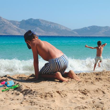 Griechenland ist Familienland
