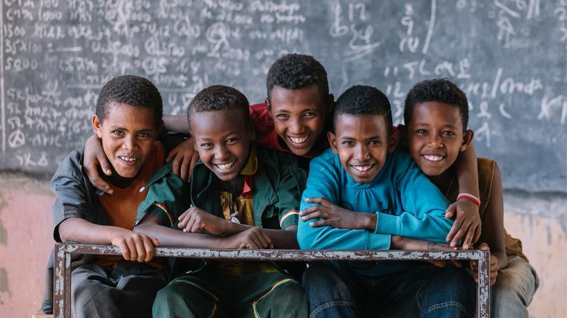 """World Vision Stiftung: """"In Kindern liegt die Zukunft"""""""