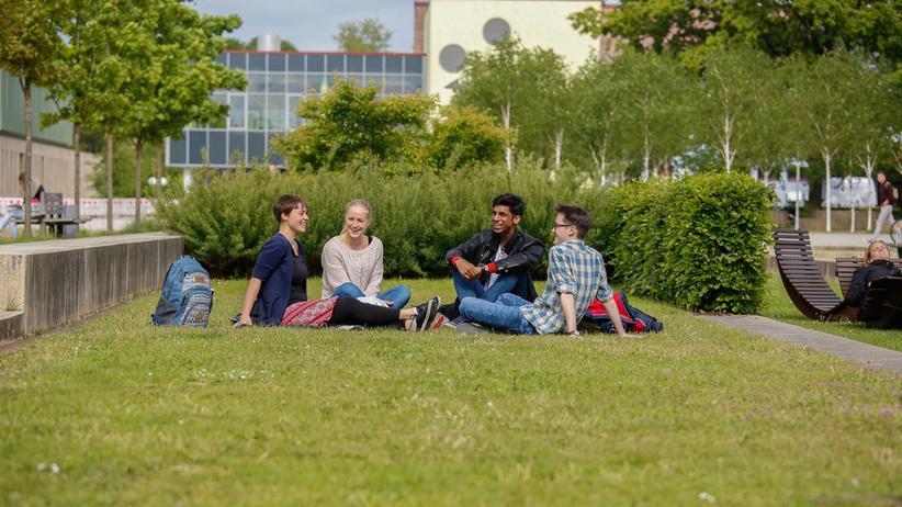 Studiengänge: Studieren mit Perspektive
