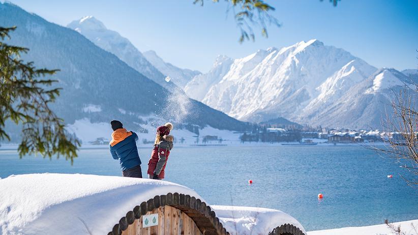 Winterparadies am Tiroler Achensee: Wo Genießer ins Schwärmen geraten