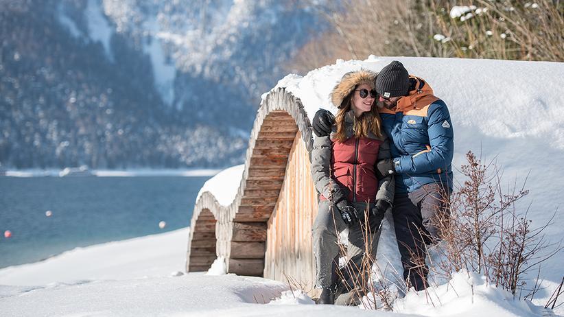 Wo die Welt noch in Ordnung ist: Wintermärchen am Tiroler Achensee