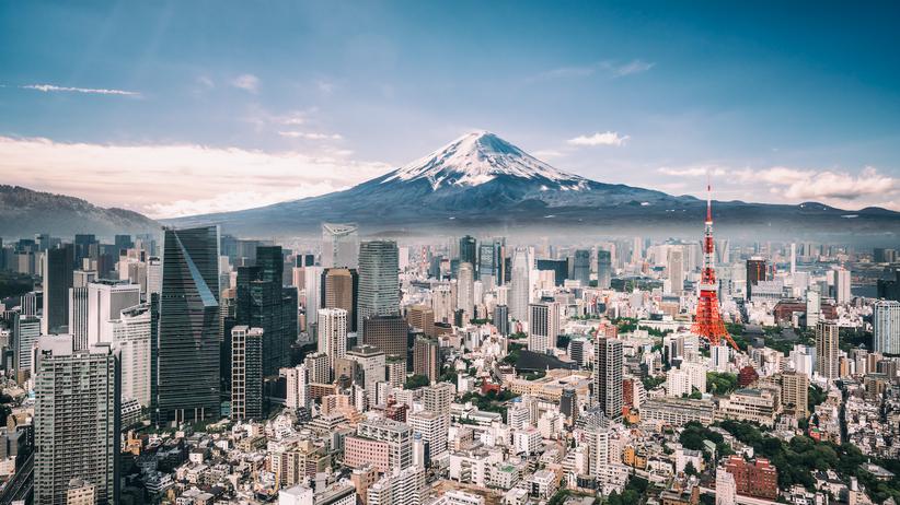 Eine Insel voller Kunst: Japan