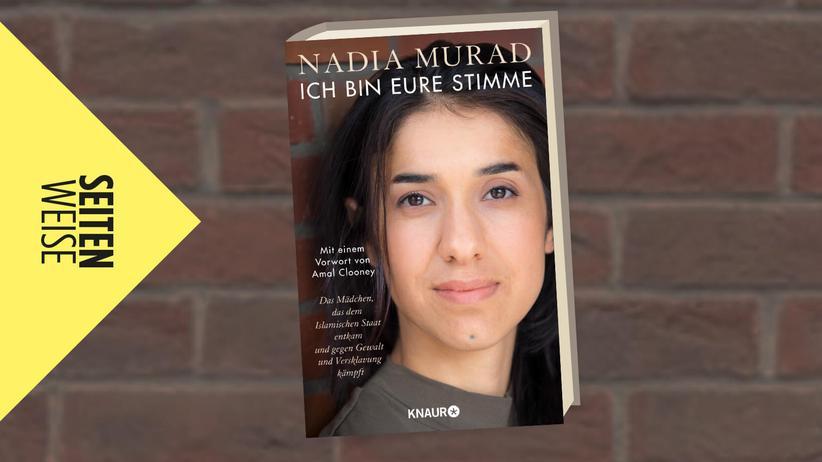 """Was lesen?: Nadia Murad """"Ich bin eure Stimme"""""""
