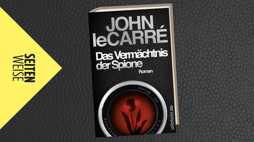 Leseprobe: John le Carré – Das Vermächtnis der Spione