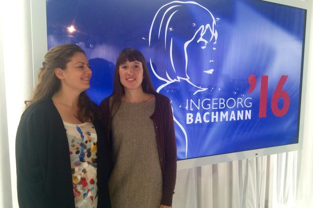 Bachmann Preis: Ada Dorian war nominiert für den Bachmannpreis 2016