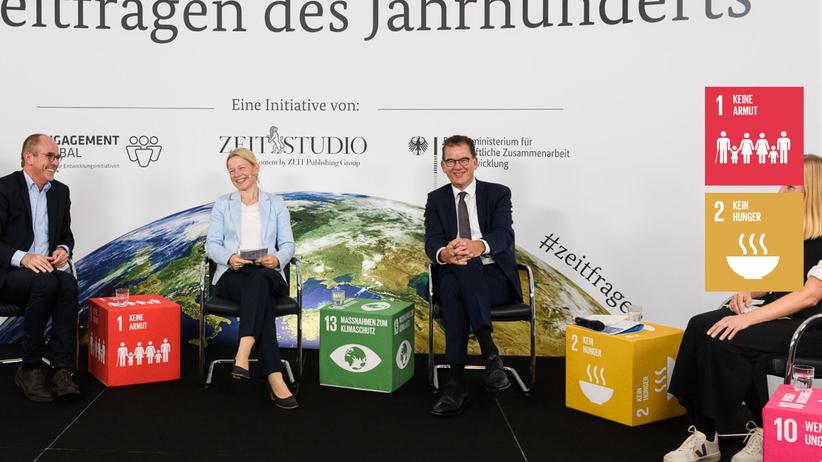 Folge 10 – SDG 1 Keine Armut und SDG 2 Keinen Hunger: Ein Teufelskreis, der sich durchbrechen lässt