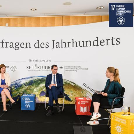 Folge 1 - SDG 17: Zusammenarbeit: … bis 2030 die Welt retten