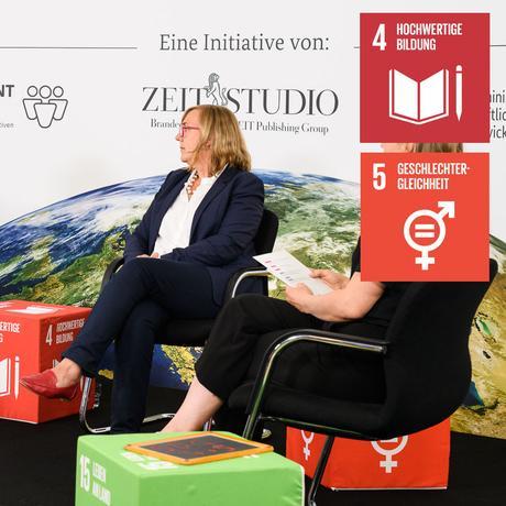 Folge 5 – SDG 4 und SDG 5: Bildung und Geschlechtergleichheit: Von Schulausfall und Zwangsheirat
