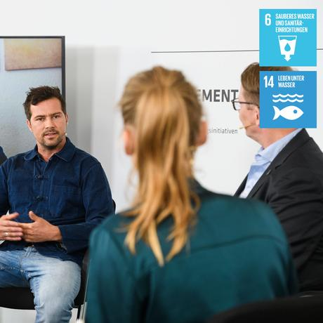Folge 4 - SDG 6 und SDG 14: Wasser als Ressource und Lebensraum: Das schwindende Blau des Planeten
