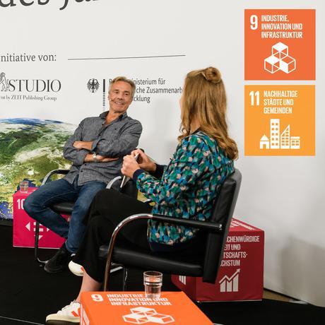 Folge 8 – SDG 9 Infrastruktur und SDG 11 Nachhaltige Städte: Die Mega-Cities von morgen – Lebensraum oder Albtraum?