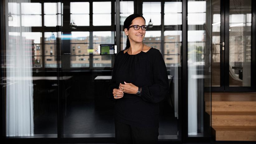 """Katharina Borchert: """"Warum sollte ich lernen, anderen ins Wort zu fallen?"""""""