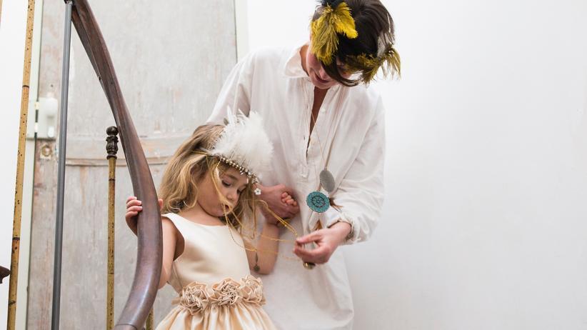 Schweden: 45 Prozent der Schwedinnen wären lieber Vollzeitmütter, statt zu arbeiten.
