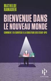 """""""Bienvenue dans la nouvelle monde"""" von Mathilde Ramadier"""