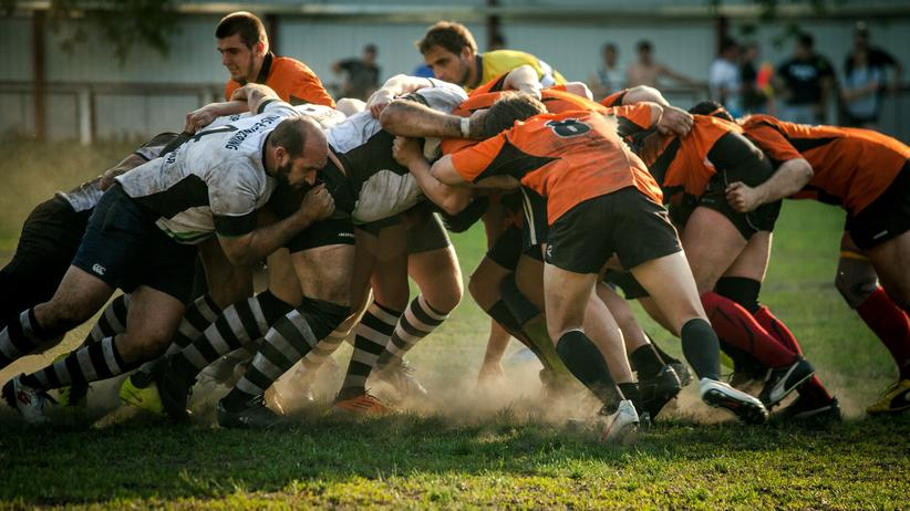Teamarbeit: Im Team gewinnt oft der Stärkere.