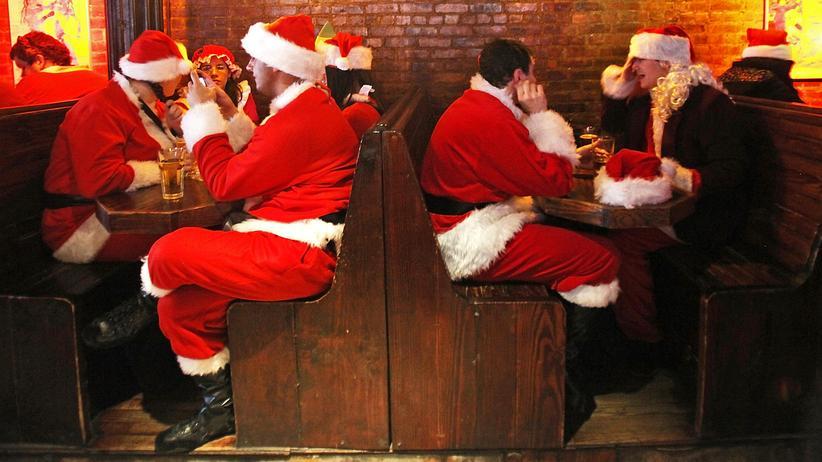 Weihnachtsfeier: O du unwahrscheinliche!