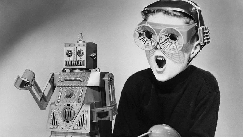 """""""Roboter Recruiting"""": Ein Drittel der Bewerber findet die Auswahl durch Roboter gut, hat Tim Weitzel herausgefunden."""